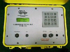 Transponder Control Unit with Remote Active Transducer