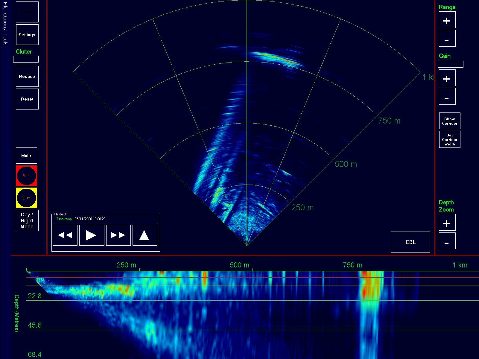Marine Electronics Ltd See View 3d Imaging Sonar Model 3264